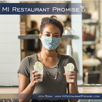 MI Restaurant Promise Social Graphic - square - with join url